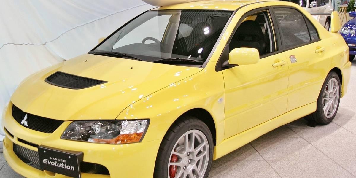 Mitsubishi volvería a usar el término Evolution