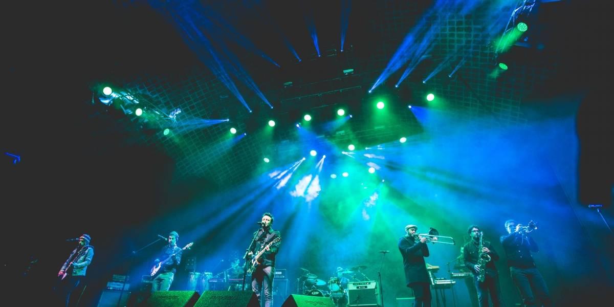 No Te Va Gustar presenta en Colombia su nuevo disco 'Suenan las alarmas'