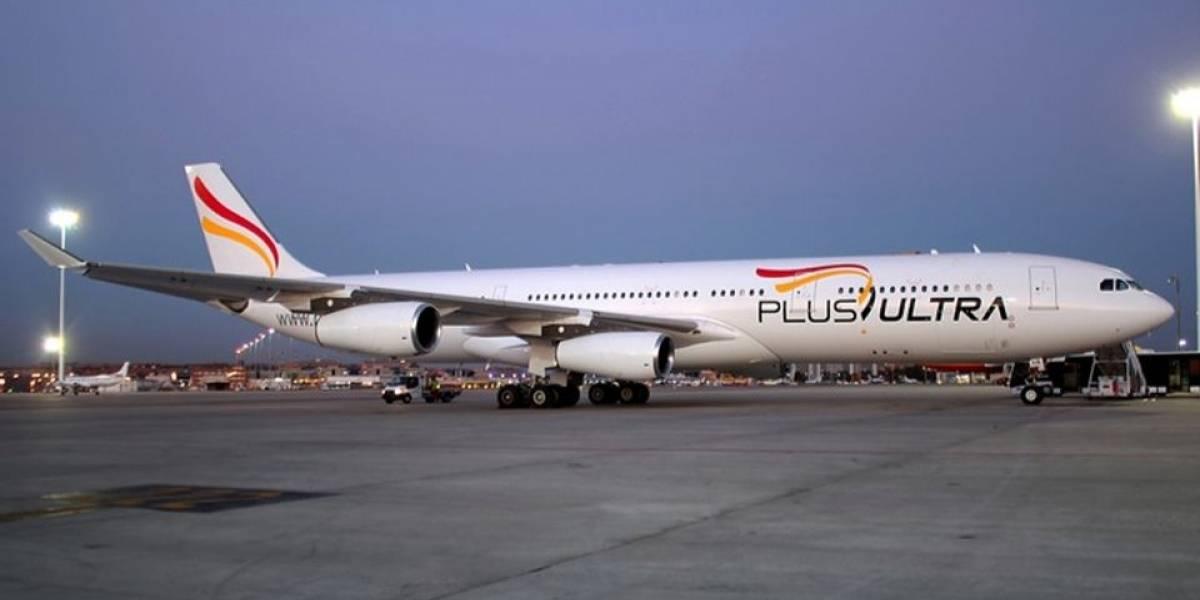 Sigue la batalla de las aerolíneas: Plus Ultra llega a Chile