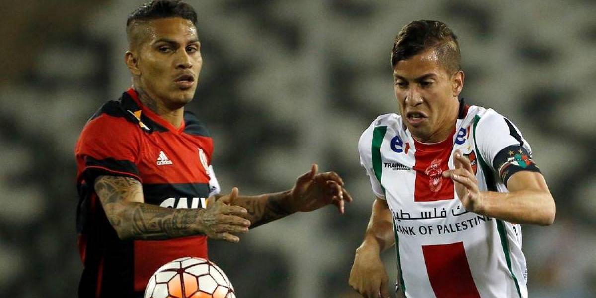 Flamengo e Independiente: los gigantes que medirán a Palestino e Iquique en la Sudamericana