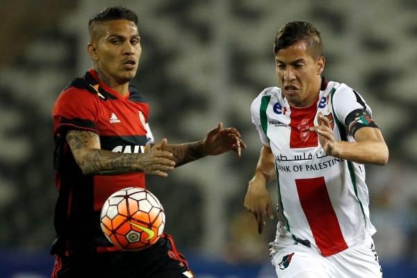 Palestino volverá a enfrentar a Flamengo / Photosport