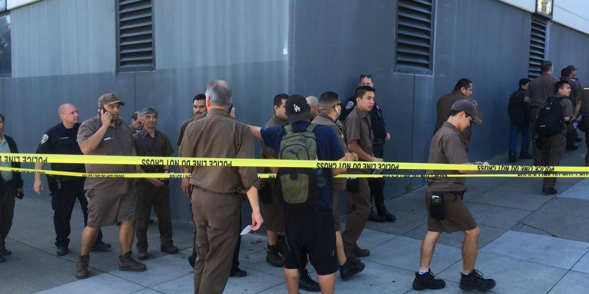 Tiroteo en empresa de mensajería deja 4 muertos en San Francisco, California
