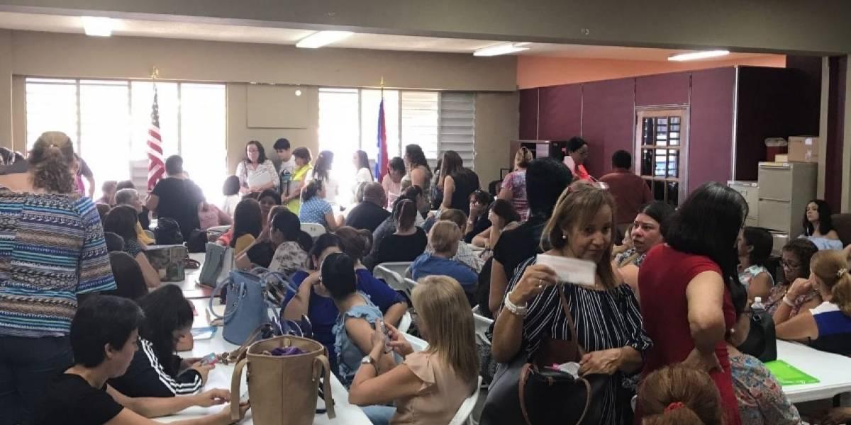 AMPR denuncia procesos atropellantes y confusos contra maestros excedentes