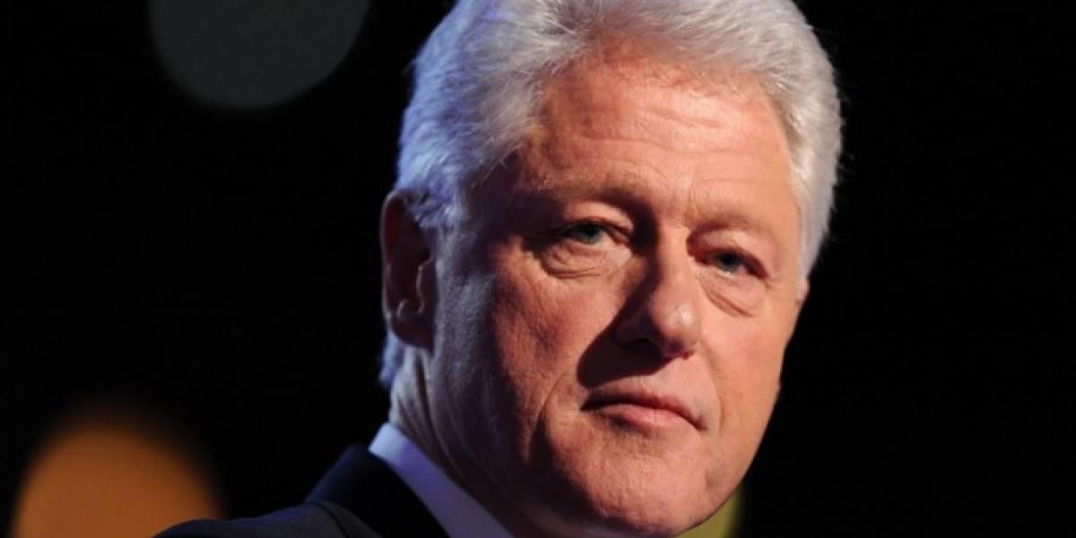 Bill Clinton lamenta fallecimiento de Romero Barceló
