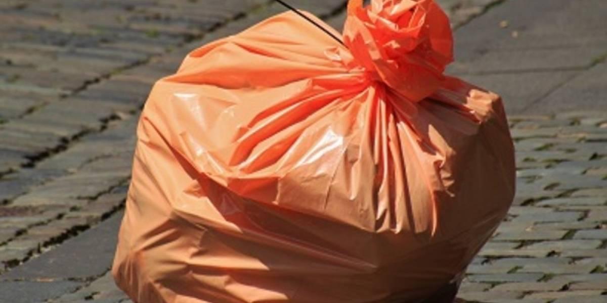 ConWaste cabildea en el Senado por las bolsas anaranjadas