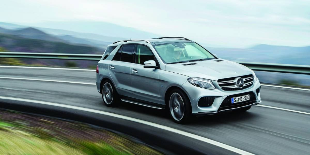 Mercedes Benz Gle 500e 4Matic, eficiente y con clase