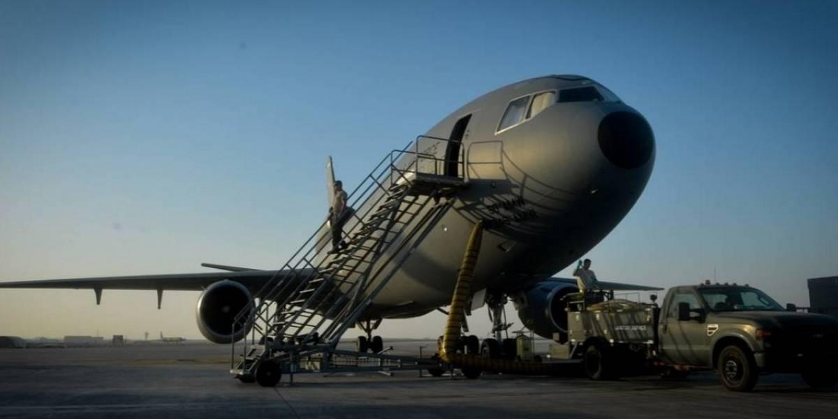Falsa alarma ocasiona cierre de base aérea en California