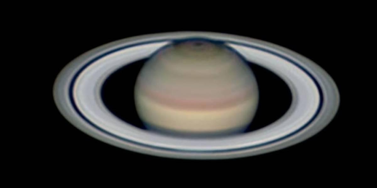 Saturno en su punto más cercano a la Tierra