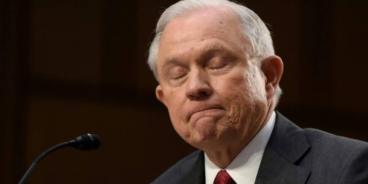 """Con tintes de """"amnesia"""", el fiscal general de EEUU declara que la idea de colusión con Rusia es una """"mentira detestable"""""""