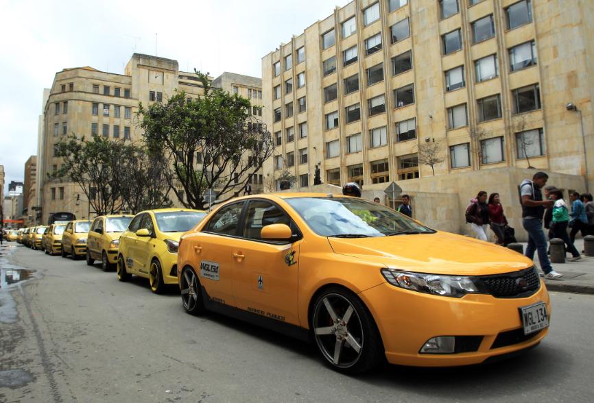 Hallan muerto a taxista que estaba desaparecido hace tres días en Bogotá