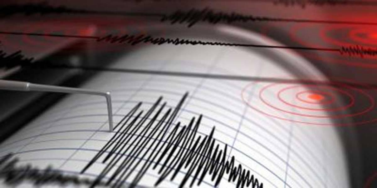 Fuerte temblor se registra la noche de este jueves