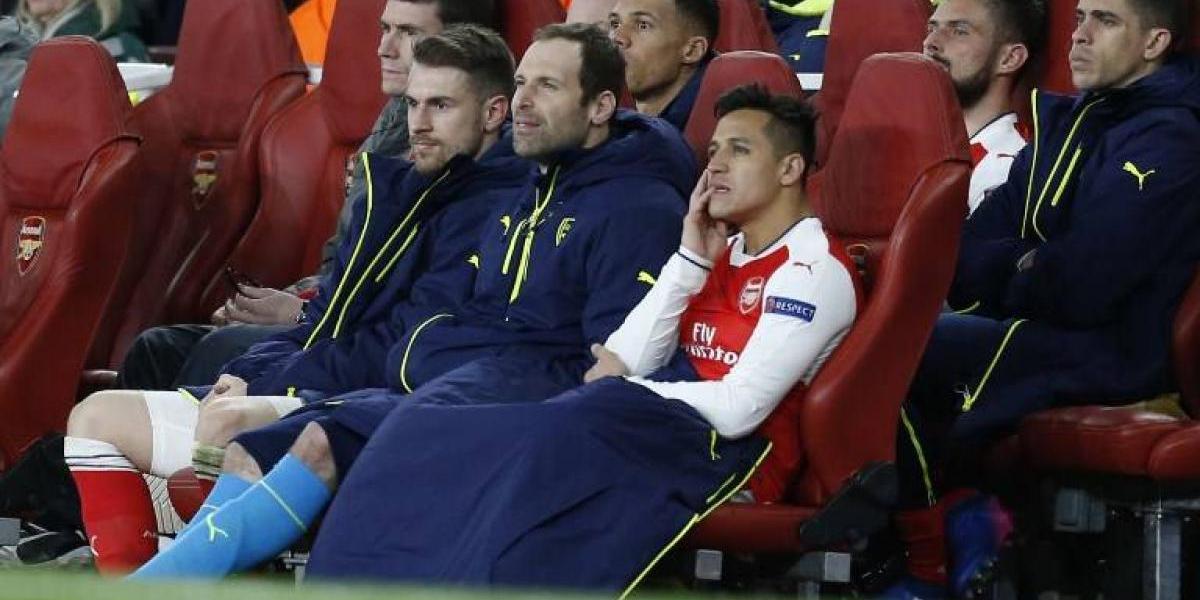 """Alexis Sánchez es la """"granada"""" que podría hacer explotar el camarín del Bayern"""