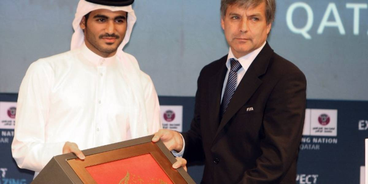 """Mayne-Nicholls y elección de Qatar 2022: """"Lideré un trabajo honesto, serio y profesional"""""""