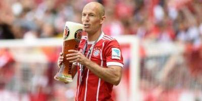 Arjen Robben pone fecha a su retiro del fútbol — Bayern Munich