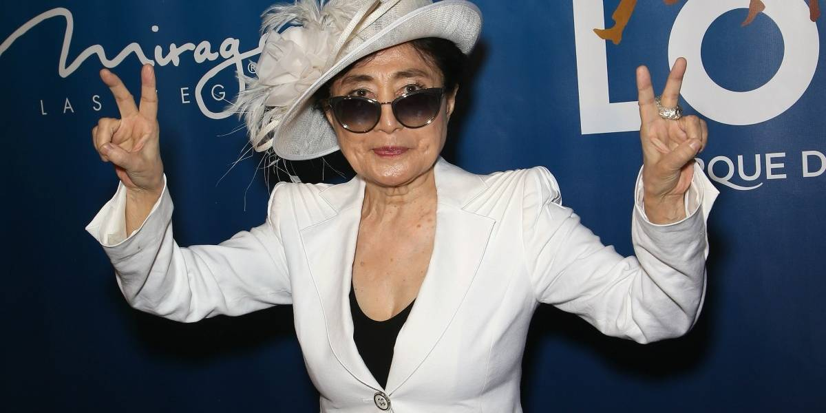 "Yoko Ono se suma a los créditos de ""Imagine"""