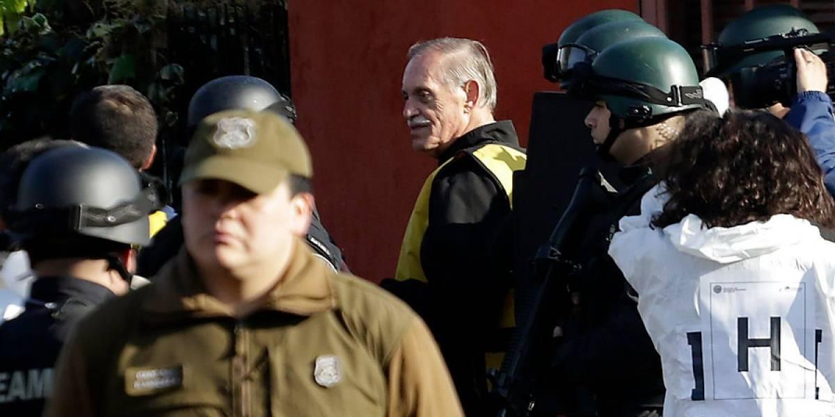 """El emplazamiento de Krassnoff a Piñera: """"¿Qué hacía usted mientras yo arriesgaba mi vida por personas como usted?"""""""