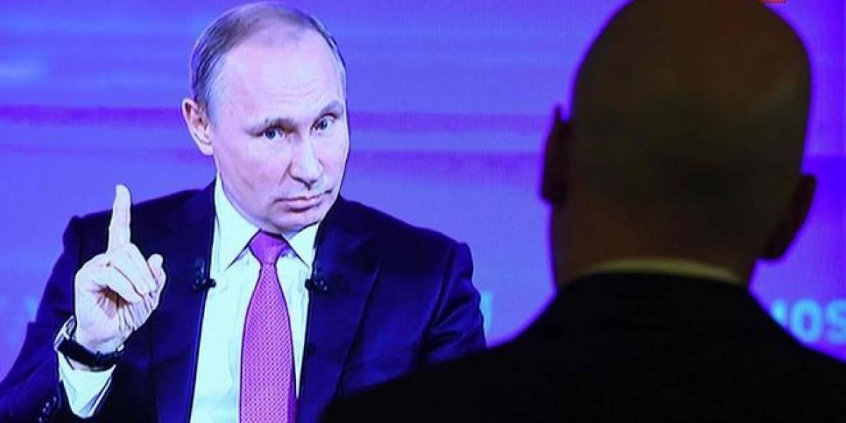 Putin ofrece al ex director del FBI asilo en Rusia si es perseguido en EEUU