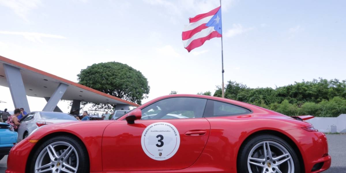 Listo Porsche para carrera de Le Mans