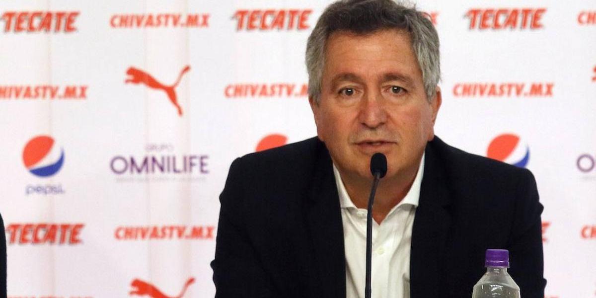 Anunció Chivas que Jorge Vergara volverá a guardar silencio