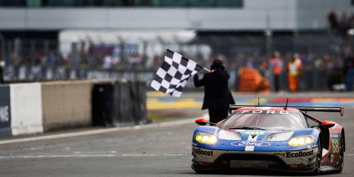 Ford GT regresa a Le Mans este fin de semana