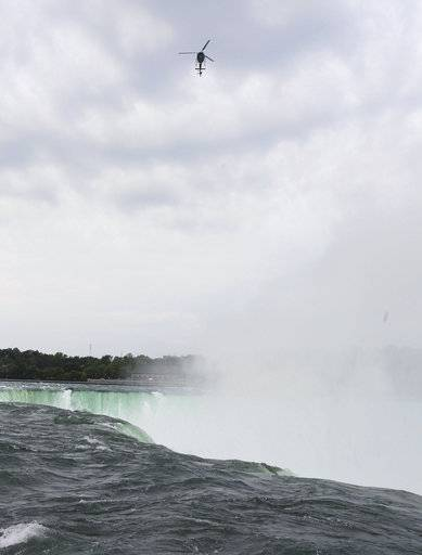 Wallenda-Niagara Falls