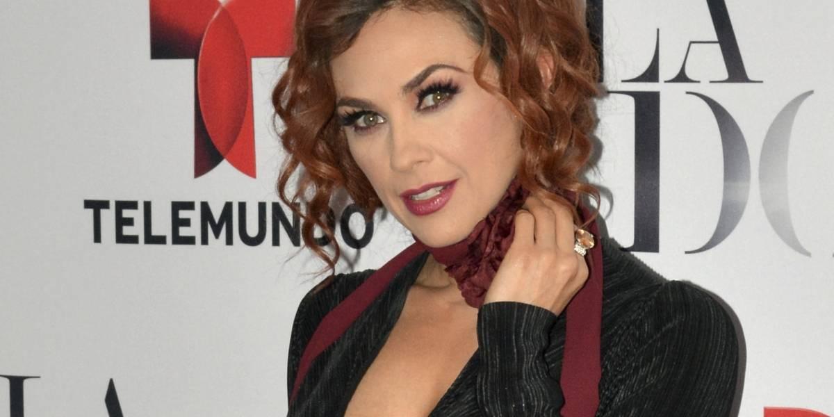 Aracely Arámbula responde a las acusaciones de Manola Diez