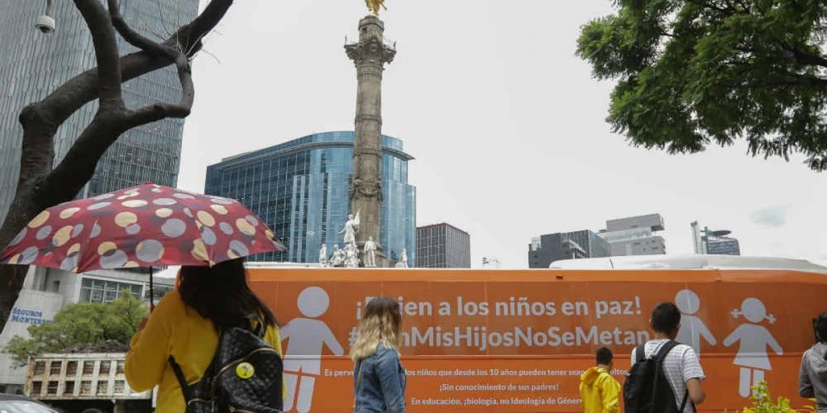 Piden diálogo a #BusDeLaLibertad sin tinte religioso