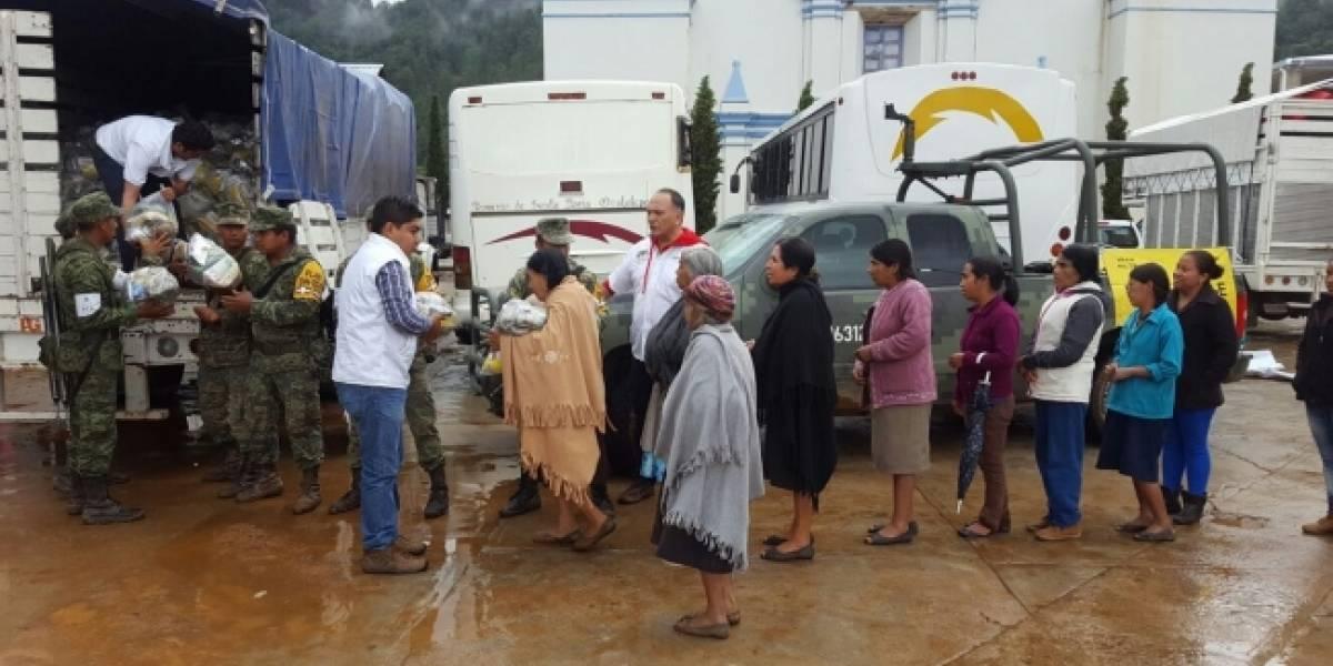 Aplicación del Plan DN-3-E benefició a más de ocho mil personas en Oaxaca