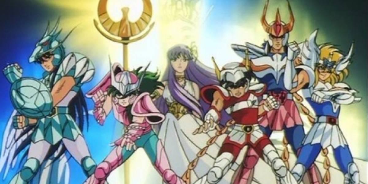 'Los Caballeros del Zodiaco' llegan a Televisa