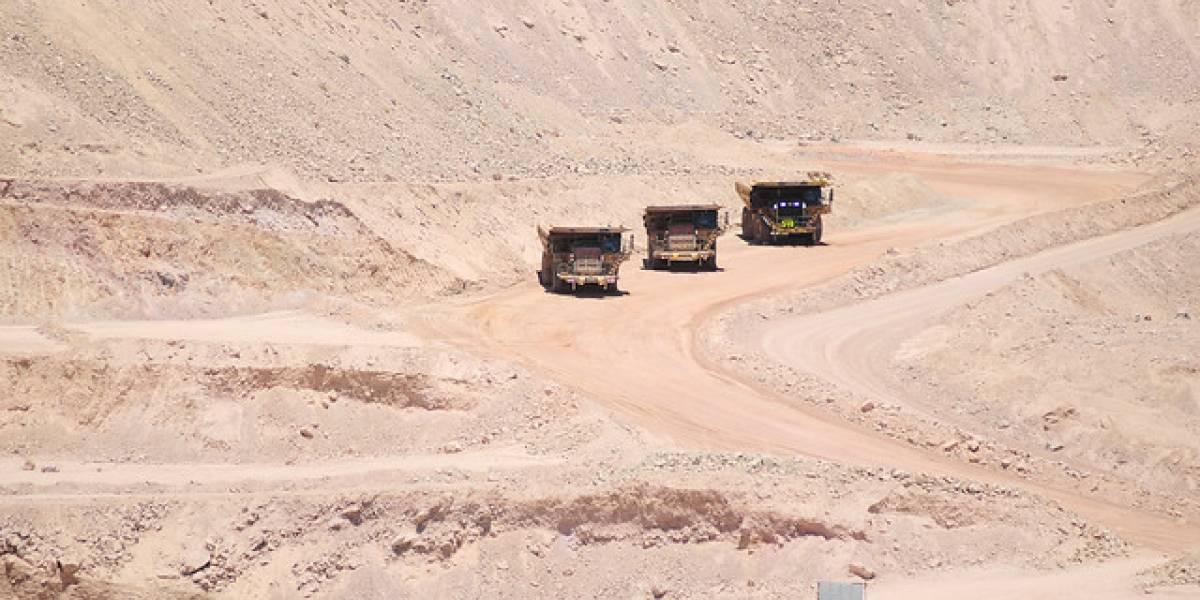 Lanzan programa para usar hidrógeno-diésel como combustible en camiones mineros
