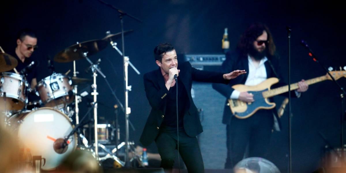 The Killers presenta su nueva canción, 'Land of the Free'