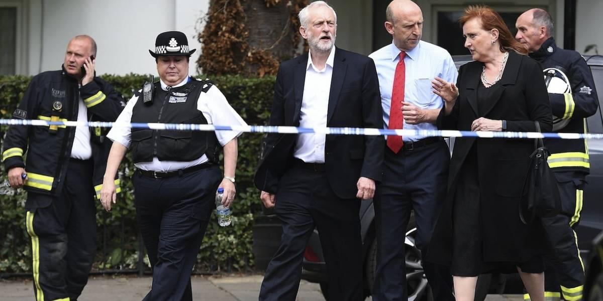 La policía eleva a 17 los muertos en el incendio de Londres