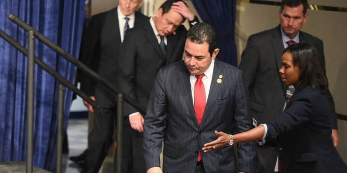 """Istmo expuso que solo empleo """"digno"""" evitará migración"""