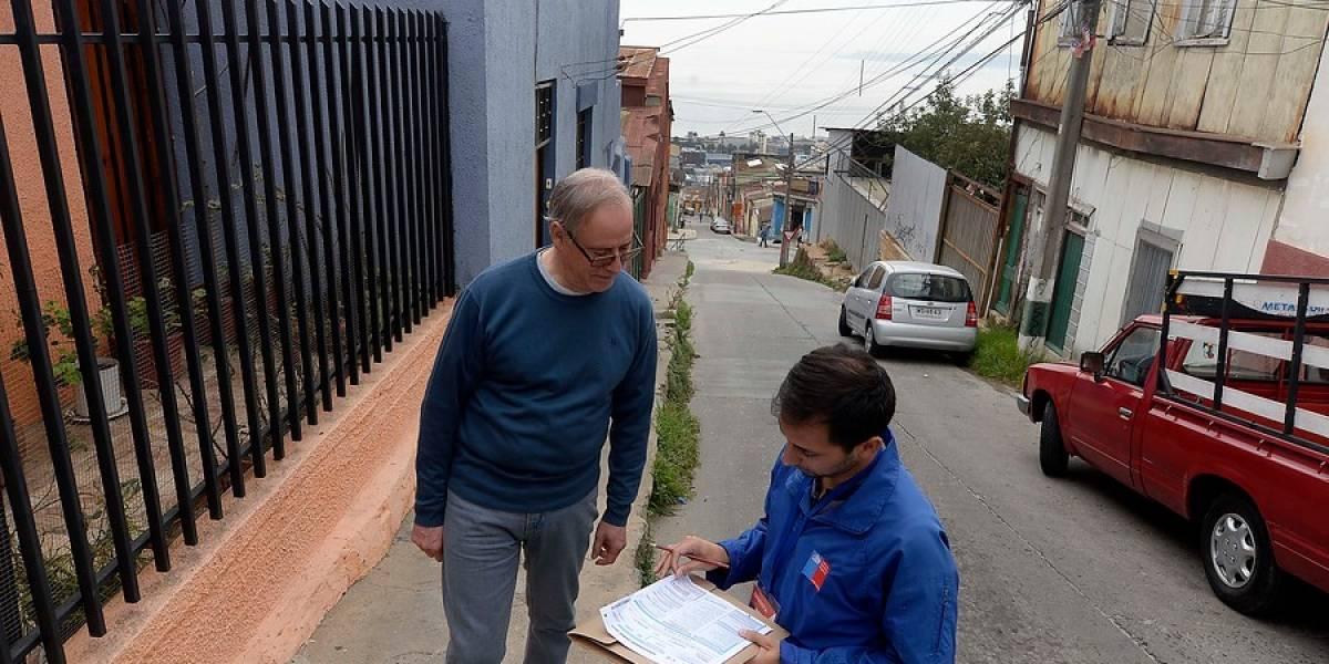 Comenzó a entregarse compensación a voluntarios del Censo