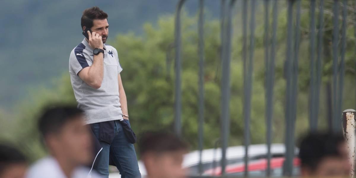 Duilio Davino confirma salida de Cristaldo y Ayoví de Rayados