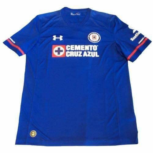 Posible playera de Cruz Azul
