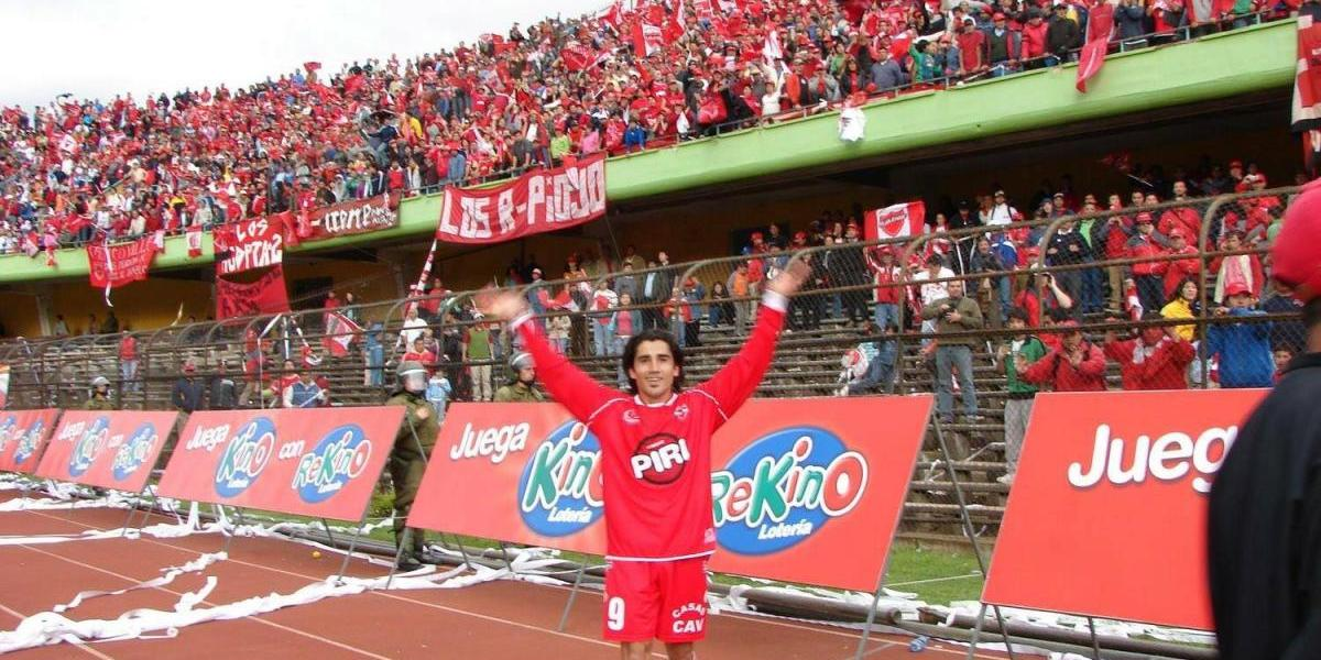 Falleció uno de los goleadores del primer clásico disputado en San Carlos de Apoquindo