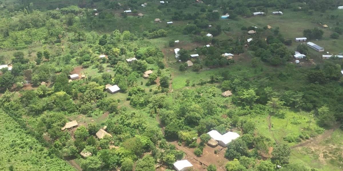 Campesinos desalojados piden regresar a reserva forestal en Petén