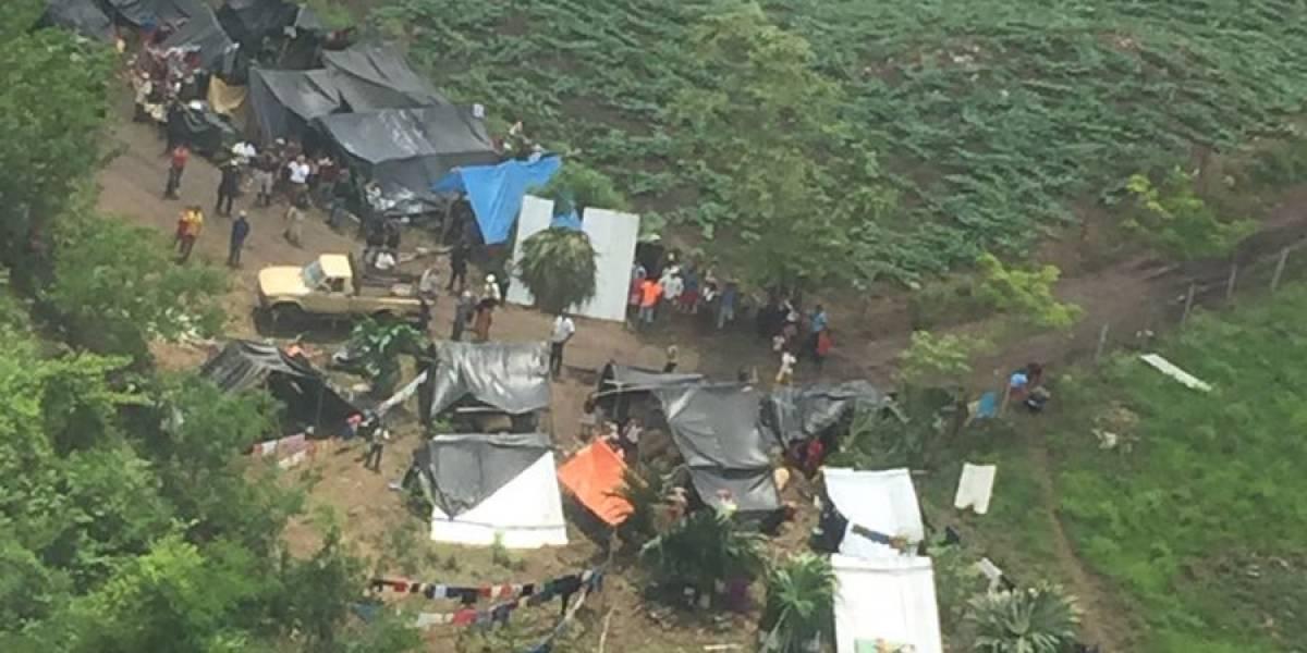 ONU pide al Gobierno de Guatemala encontrar soluciones a los desalojos