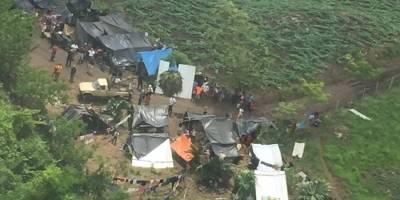 ONU pide a Guatemala dialogar con familias desplazadas