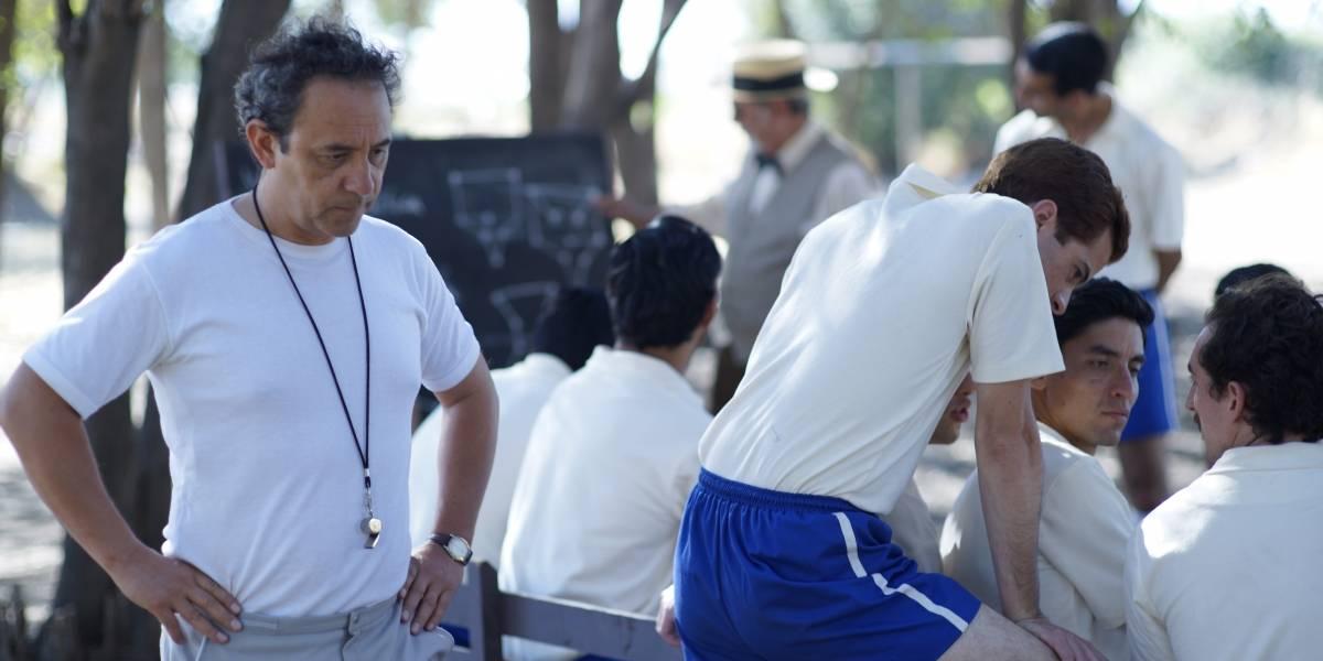 """Daniel Muñoz en su papel de Fernando Riera: """"La serie tratará el tema de Cua Cuá Hormazábal"""""""