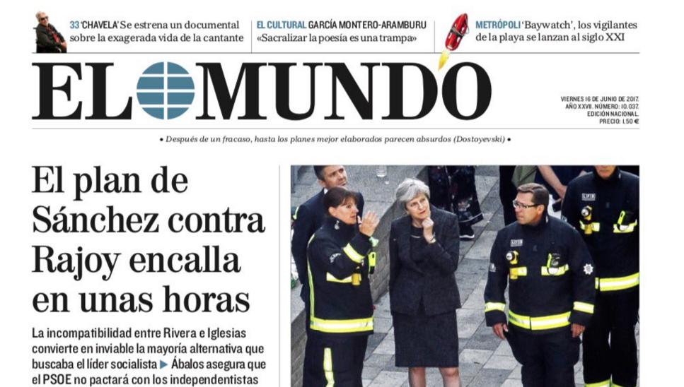 El Mundo dice que en España pagaron campaña de Santos y de alcalde de Barranquilla