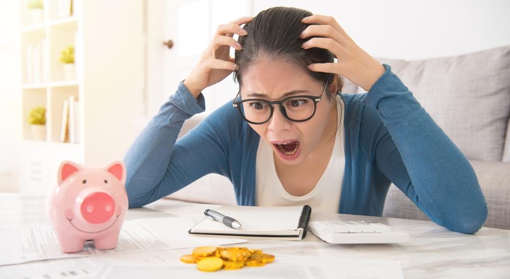 El 40% de mexicanos endeudado y enfermo de estrés financiero