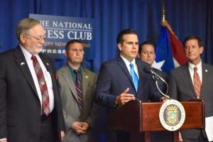Gobierno de Puerto Rico se une a reclamación de reconocimiento de consulta Venezuela