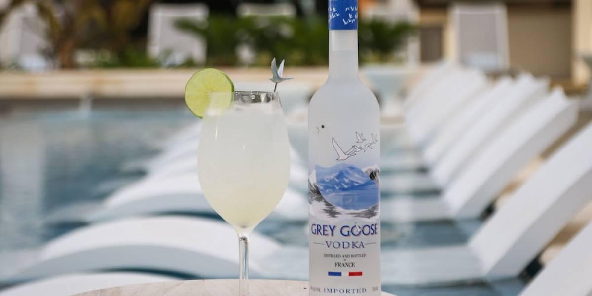 Presentan nuevo Grey Goose Le Grand Fizz