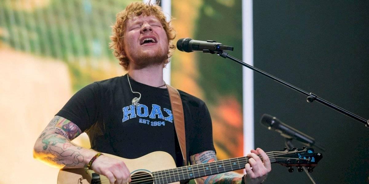 Ed Sheeran anuncia que se iniciará en el reguetón: Paulo Londra colaborará en su nuevo álbum
