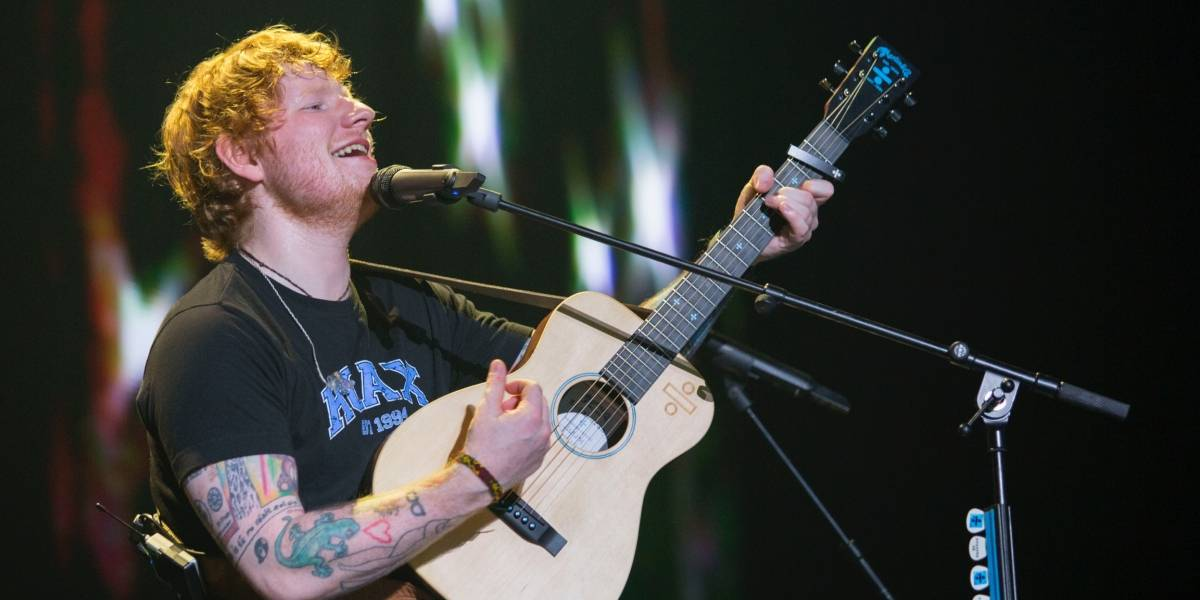 FOTOS: Ed Sheeran cautiva el Auditorio Citibanamex en Monterrey
