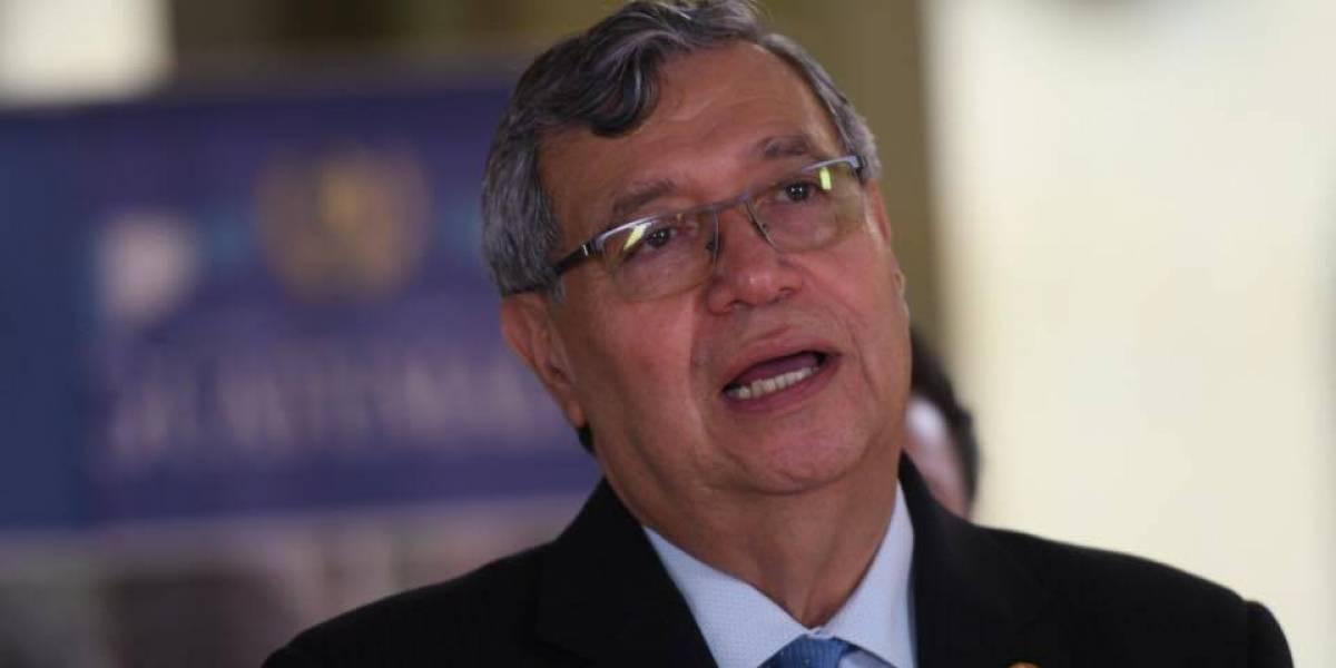 Vicepresidente le resta importancia a la solicitud del MP en el Congreso