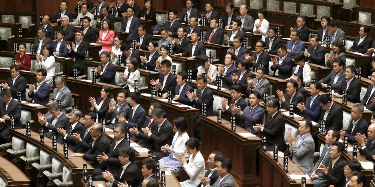 Japón aprueba controvertida ley contra planificar delitos y el terrorismo