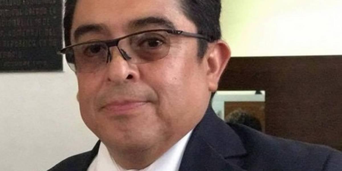 Excandidato a alcalde de Xela obtiene mejor calificación para PDH